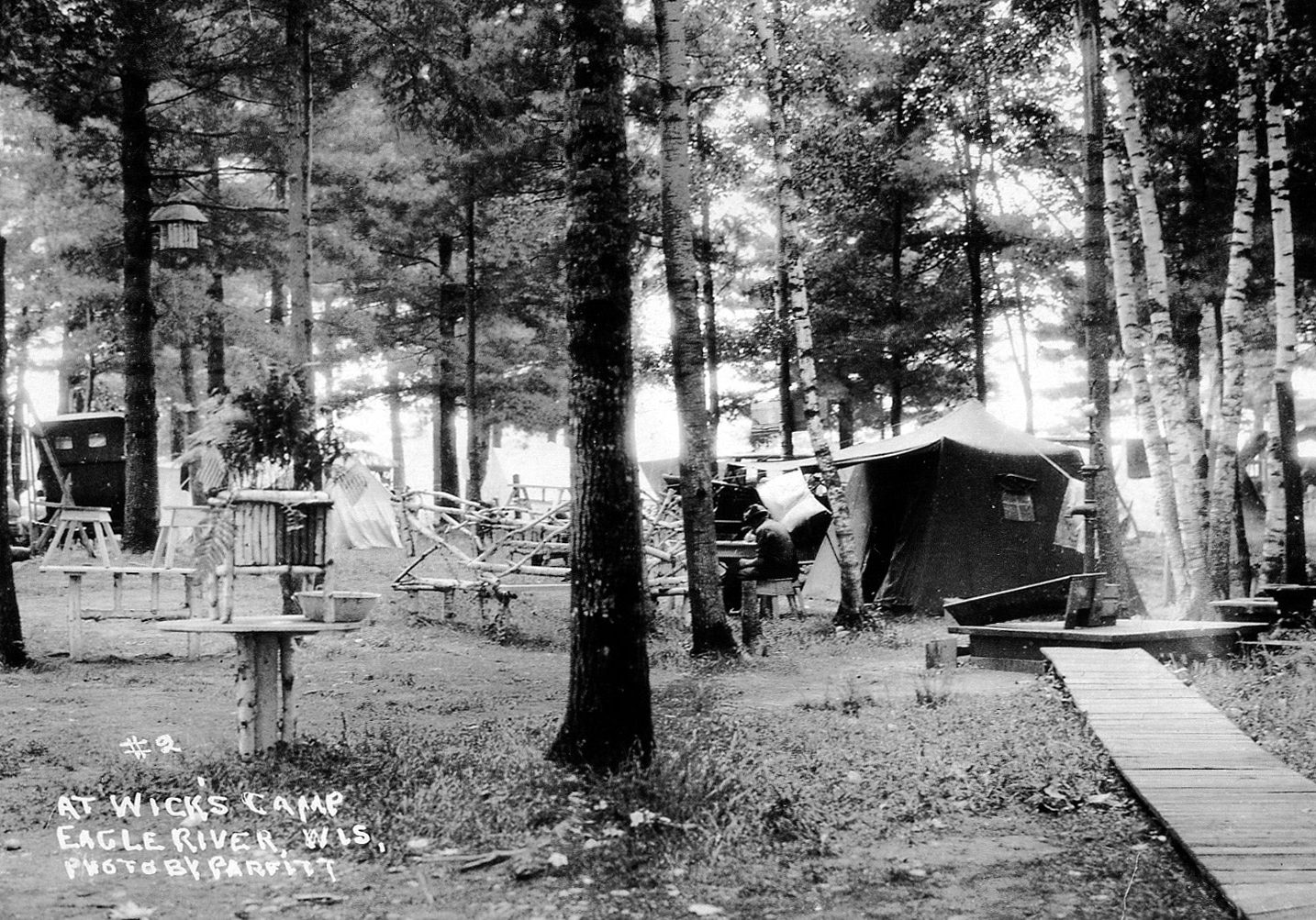 Wick's campground a